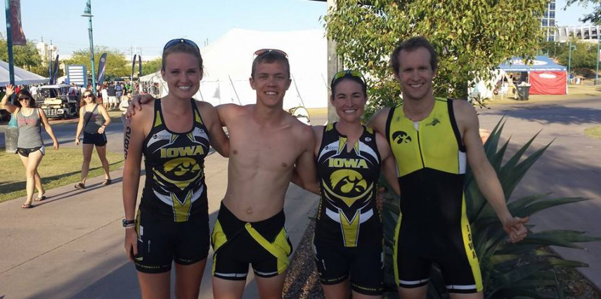 Trip to Collegiate Triathlon Mecca: Z3 at USAT Collegiate Nationals