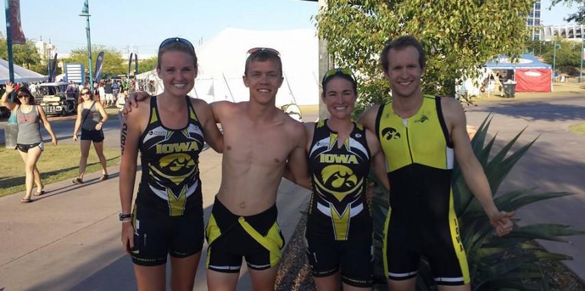 Trip to Collegiate Triathlon Mecca: Z3 at USAT Collegiate Nationals
